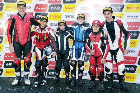 Honda Junior Cup