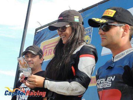 A motovelocidade está de luto por Vanessa Daya