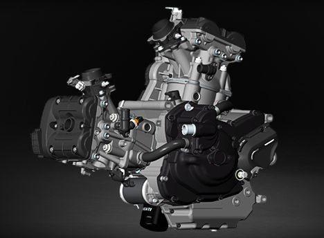 Motor testastretta 11º - esse número representa o ângulo em que as 4 válvulas ficam abertas simultaneamente