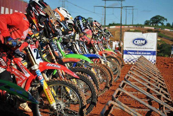 O circo do motocross se reunirá em São José (SC) de 13 a 15 de setembro