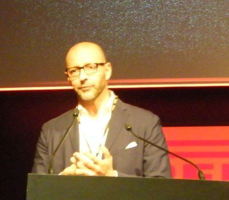 Gianfranco Sgro - Diretor geral de operações para América do Sul da Pirelli