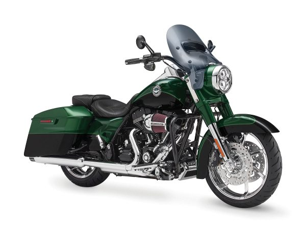CVO™ Road King® 2014