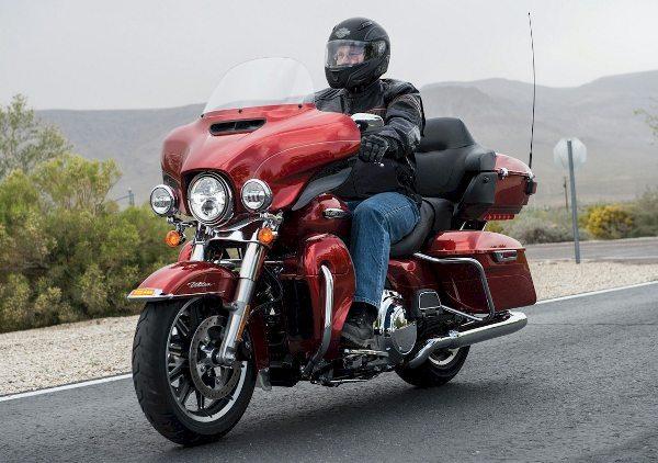 Harley-Davidson Ultra Classic® Eletra Glide® 2014