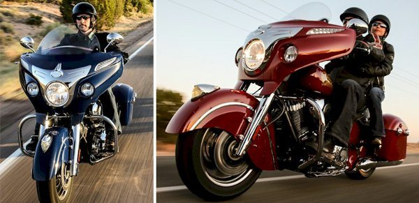 Indian® Chieftain™ 2014