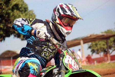 Danilo Veltroni busca manter a liderança no Campeonato Leste Paulista de Motocross 2013