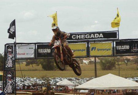 Goiano de Motocross na cidade de Morrinhos