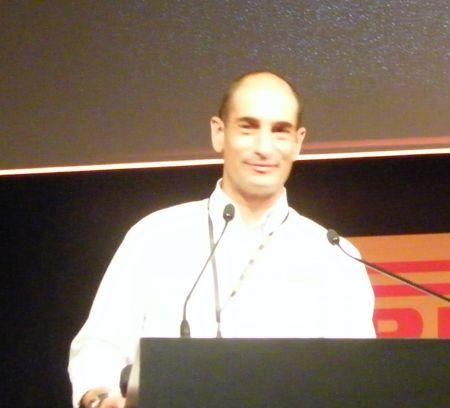 Marcelo Natalini, diretor da unidade de negócios Motocicleta para a América do Sul da Pirelli