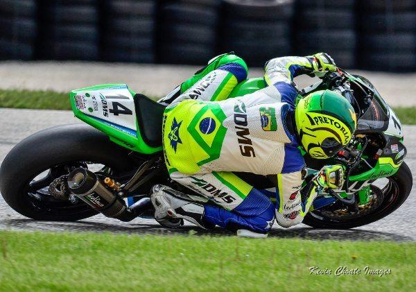 Nico Ferreira, confirmado na próxima etapa do Moto 1000 GP
