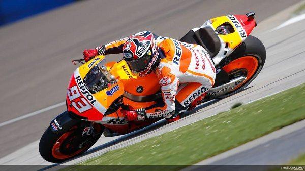 Marc Márquez conquista sua 4ª pole na temporada