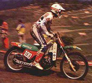Nivanor Bernardi foi um dos pais do motocross no Brasil