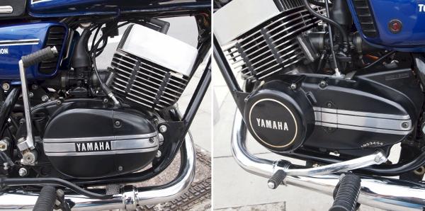 Detalhes do motor