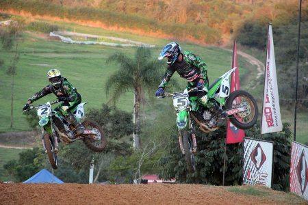 Ratinho(5) e Dudu (2) lideres da MX Open e MX 2