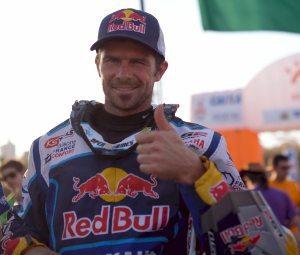 Ciryl Després vai correr de carro o Dakar 2015, pela Peugeot