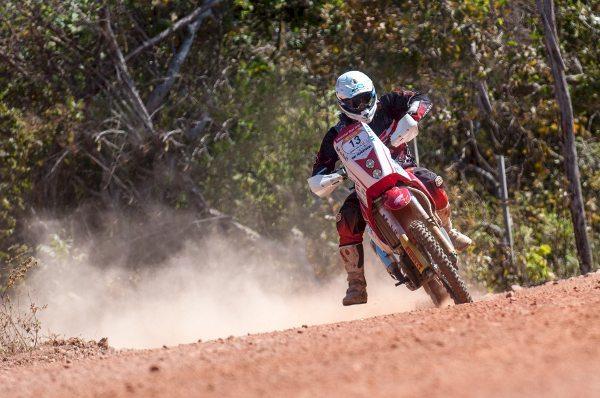 Ike Klaumann é o segundo melhor brasileiro na competição - crédito: DFotos/VipComm