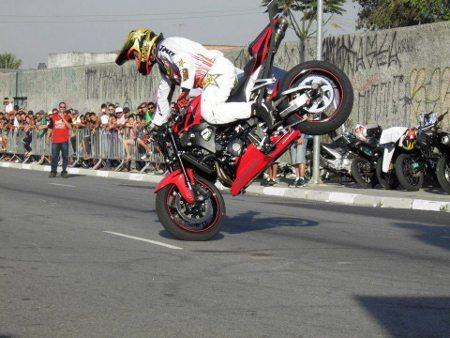 Brasileiro de Stunt abre espaço para garotas