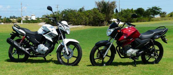 Duas versões, SED e ED: elas podem tirar a Yamaha dos 10% de mercado