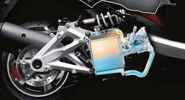 motor com arrefecimento líquido