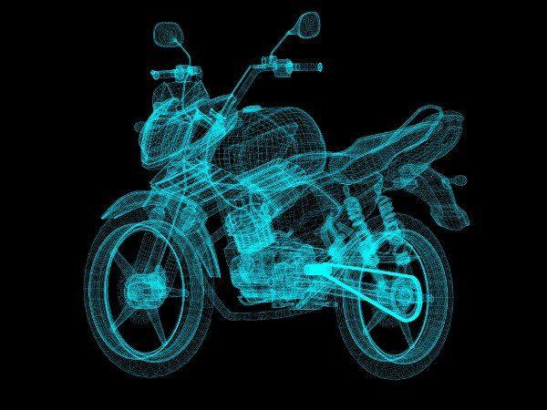 Raio-x da moto