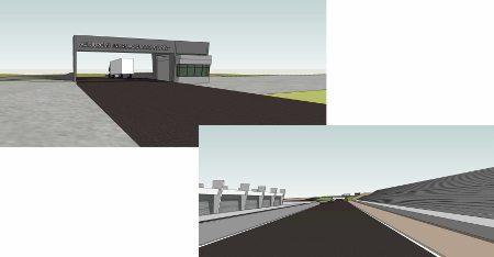 A entrega do autódromo está prevista para 2015, mas as pistas secundárias estarão prontas antes desse prazo