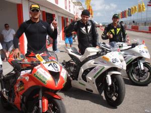 Nikkei Racing Team(Kawasaki) - Campeonato por antecipação
