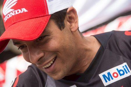Dário Júlio é piloto da Equipe Honda Mobil de Rali