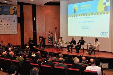 """Seminário de Segurança Veicular discute o tema """"2014 – O ano do veículo seguro"""" em São Paulo"""
