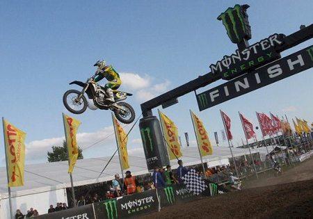 Rafael Faria foi um dos representantes brasileiros no Motocross das Nações