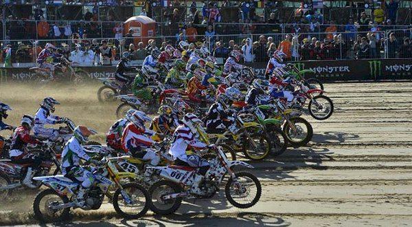 A difícil pista de areia de Lommel na Bélgica dificultou a vida de muitas equipes em 2012