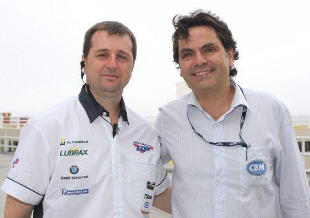 Gilson Scudeler e Firmo Henrique Alves