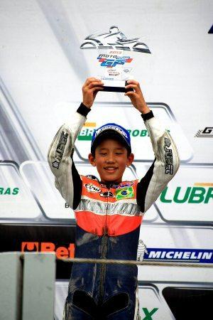 Meikon Kawakami herdou a vitória na GPR 250 e levou o título Paulista