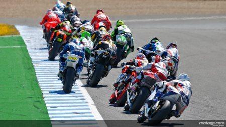 Os pretendentes a disputar a Moto2 e Moto3 em 2014 superam em muito os lugares disponíveis no grid