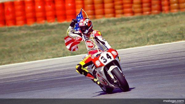 Kevin Schwantz, Campeão Mundial nas 500cc em 1993