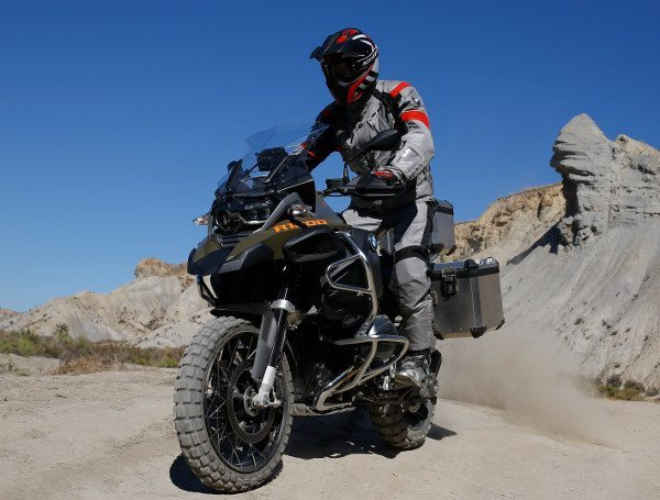 BMW R 1200 GS Adventure: o máximo e totalmente equipada