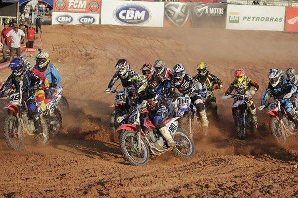 Próxima etapa do Brasileiro de Motocross será em Foz do Iguaçu