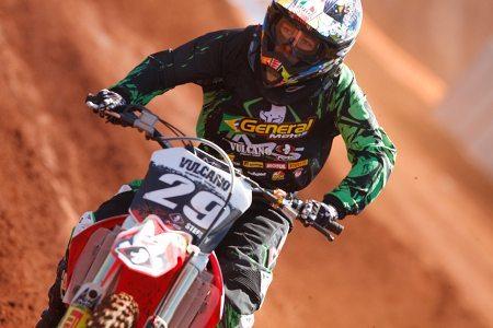 Stepany Serrão ainda está na briga pelo título de 2013