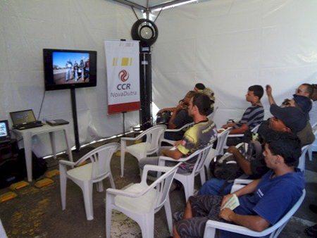 CCR NovaDutra dá sequência ao Programa Estrada para a Saúde – Motos nesta quinta-feira