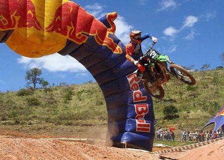 Joge Balbi Jr. deu show na Copa Minas Gerais de Motocross