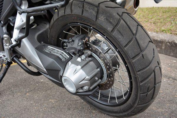Pneus Pirelli Scorpion, muito bons no asfalto