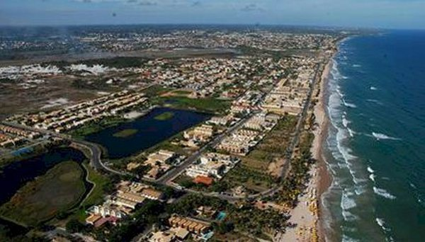 O magnífico litoral baiano