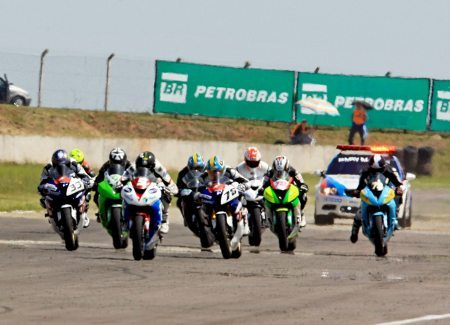 Largada da GP 600 em Santa Cruz do Sul