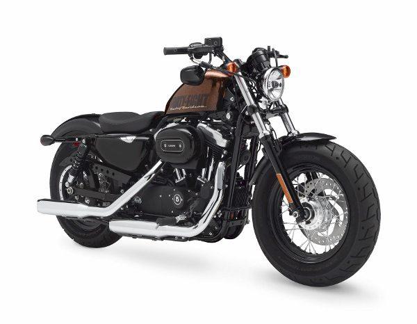 Um dos maiores lançamentos da Harley-Davidson neste ano é a Forty-Eight®
