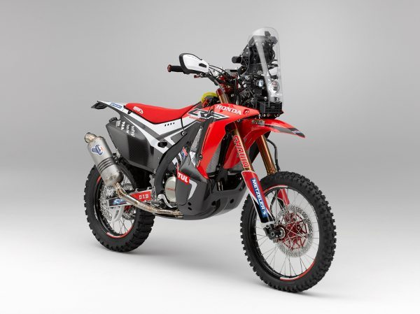 Honda CRF 450 Rally