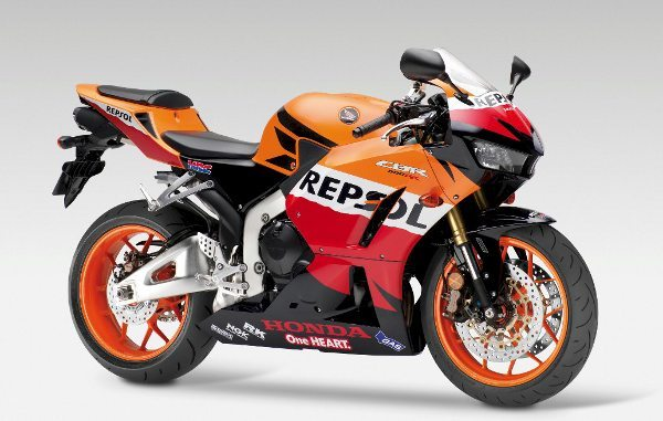 Honda CBR 600RR Repsol 2013