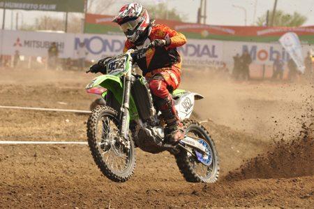 José Felipe é favorito ao título do Paraguaio de Motocross