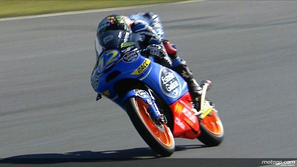 Alex Marquez da Estrella Galicia no GP de Motegi