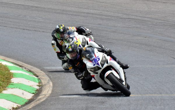 Maico Teixeira, piloto da categoria SuperBike Pro no SuperBike Series 2013