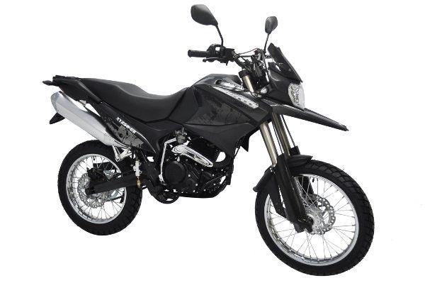 Shineray lança a trail Discover XY-250 por R$ 7.990,00
