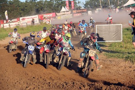 A Copa General Motos de Velocross define campeões neste final de semana