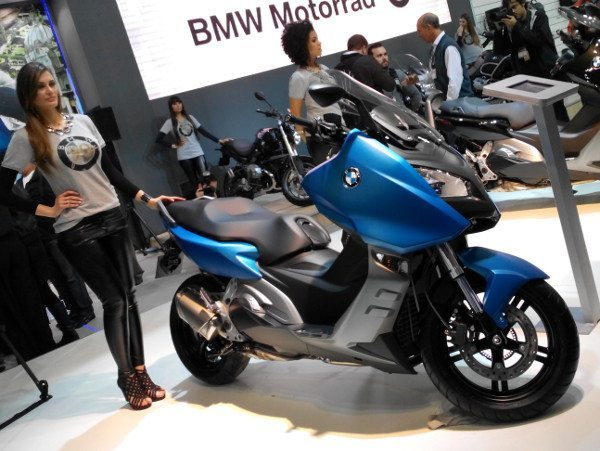 Scooter BMW C600