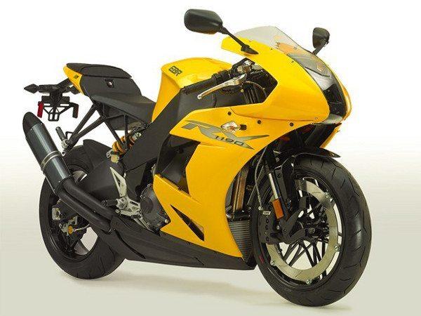 Segundo modelo da marca renascida, a EBR 1190RX tem produção praticamente artesanal
